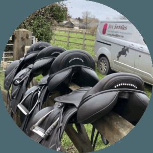 Ava Saddles